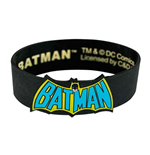 BATMAN Retro Rubber Bracelet
