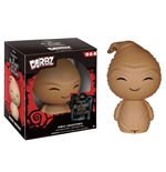 Nightmare Before Christmas Dorbz Vinyl Figure Oogie Boogie Burlap 8 cm