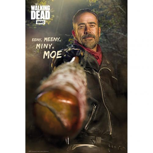 The Walking Dead Poster Negan 218