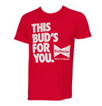 BUDWEISER This Bud's For You Tee Shirt