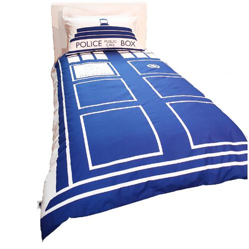 Doctor Who Duvet Set