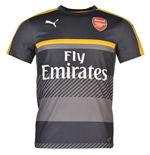 2016-2017 Arsenal Puma Training Jersey (Ebony) - Kids