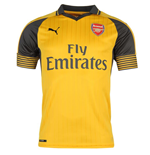 2016-2017 Arsenal Puma Away Football Shirt (Big Sizes)