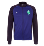 2016-2017 Werder Bremen Nike Authentic N98 Track Jacket (Purple)