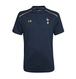 2016-2017 Tottenham UA Team Polo Shirt (Navy)