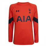 2016-2017 Tottenham Away Goalkeeper Shirt (Orange)