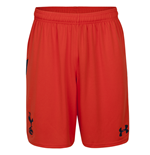 2016-2017 Tottenham Away Goalkeeper Shorts (Orange) - Kids