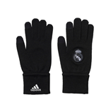 2016-2017 Real Madrid Adidas Gloves (Black)
