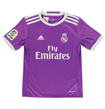 2016-2017 Real Madrid Adidas Away Shirt (Kids)