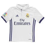 2016-2017 Real Madrid Adidas Home Shirt (Kids)