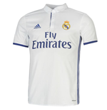 2016-2017 Real Madrid Adidas Home Football Shirt