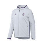 2016-2017 Real Madrid Adidas Presentation Jacket (White) - Kids