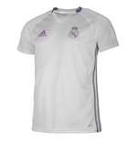 2016-2017 Real Madrid Adidas Training Shirt (White)