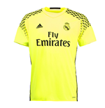 2016-2017 Real Madrid Adidas Away Goalkeeper Shirt