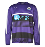 2016-2017 Newcastle Puma Sweat Top (Violet)