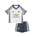 2016-2017 Man Utd Adidas Third Little Boys Mini Kit