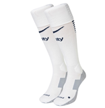 2016-2017 Man City Nike Home Socks (White)