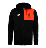 2016-2017 Liverpool Elite Training Hoody (Black) - Kids