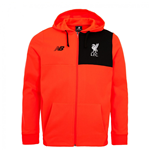 2016-2017 Liverpool Elite Training Hoody (Red) - Kids