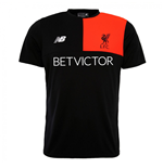 2016-2017 Liverpool Elite Training Shirt (Black)