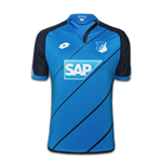2016-2017 TSG Hoffenheim Lotto Home Football Shirt