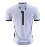 2016-2017 Germany Home Shirt (Neuer 1)