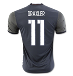 2016-2017 Germany Away Shirt (Draxler 11) - Kids