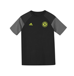 2016-2017 Chelsea Adidas Training Tee (Black) - Kids