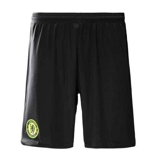 2016-2017 Chelsea Adidas Away Shorts (Kids)