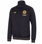 2016-2017 Celtic Walkout Jacket (Black) - Kids