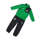 2016-2017 Celtic Infants Presentation Tracksuit (Green) - Kids