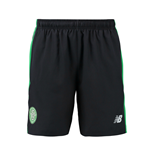 2016-2017 Celtic Elite Woven Shorts (Black)