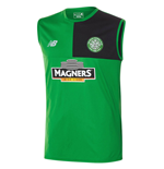 2016-2017 Celtic Elite Training Vest (Green)