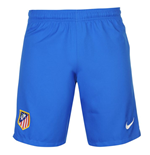 2016-2017 Atletico Madrid Home Nike Football Shorts (Blue)