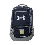 2016-2017 Aston Villa UA Hustle Backpack (Navy Cadet)