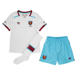2016-2017 West Ham Away Little Boys Mini Kit