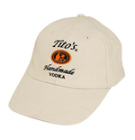 TITO'S VODKA 6 Panel Hat