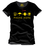 E.T. the Extra-Terrestrial T-Shirt Home Made Phone