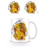 The Lion King Mug Cant Wait To Be King