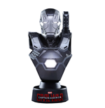 Captain America Civil War Bust 1/6 War Machine Mark III 11 cm