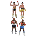 Rocky Action Figures 18 cm Series 1 40th Anniversary Assortment (14)