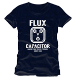 Back to the Future T-Shirt Flux Capacitor