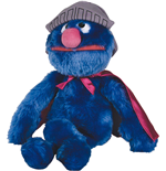 Sesame Street Plush Figure Super-Grover 60 cm