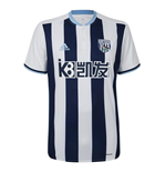 2016-2017 West Bromwich Albion Adidas Home Football Shirt