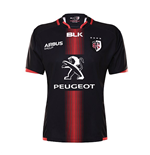 2015-2016 Toulouse Rugby Home Shirt (Black)