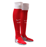 2015-2016 Spartak Moscow Nike Home Socks (Red)