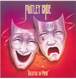 Vynil Motley Crue - Theatre Of Pain