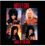 Vynil Motley Crue - Shout At The Devil