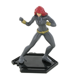 Avengers Mini Figure Black Widow 9 cm