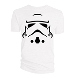 Star Wars T-Shirt Storm Trooper Vector